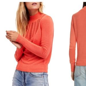 Free People Time After Time Illusion Sweater